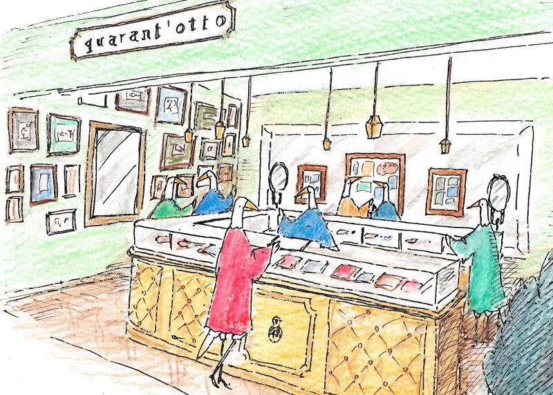 クアラントット銀座店(GINZA SIX)