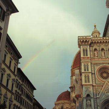 Arcobaleno 虹